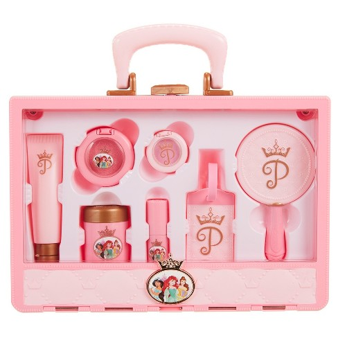 disney princess style collection makeup travel tote target