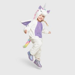 Toddler Plush Unicorn Halloween Costume - Hyde & EEK! Boutique™