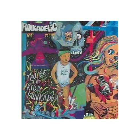 Funkadelic - Funkadelic: Tales Of Kidd Funkadelic (CD) - image 1 of 1