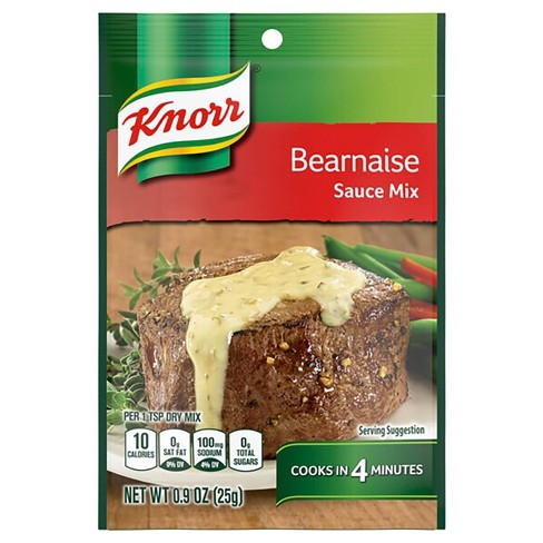 Knorr Sauce Mix Bearnaise - 0.9oz - image 1 of 4