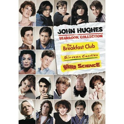 John Hughes Yearbook Collection (DVD)