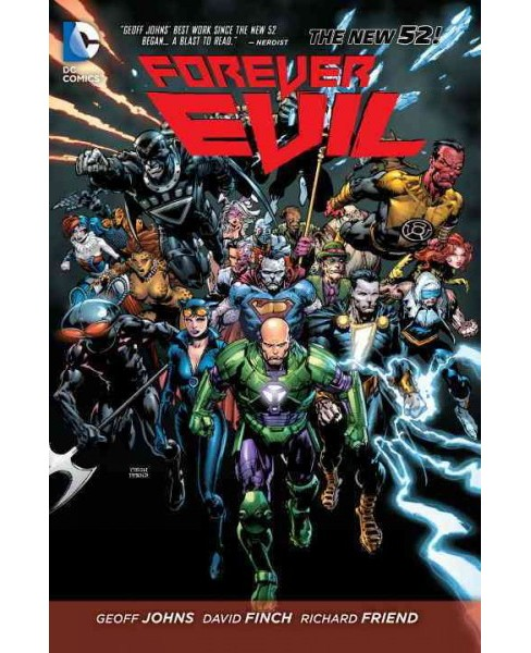 Forever Evil (Hardcover) (Geoff Johns) - image 1 of 1