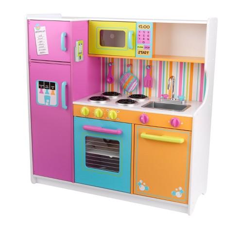 Kidkraft Deluxe Big Bright Kitchen Target