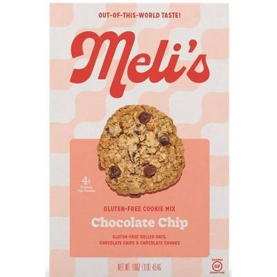 Meli's Choco-Lot Gluten Free Cookie Mix - 1lb