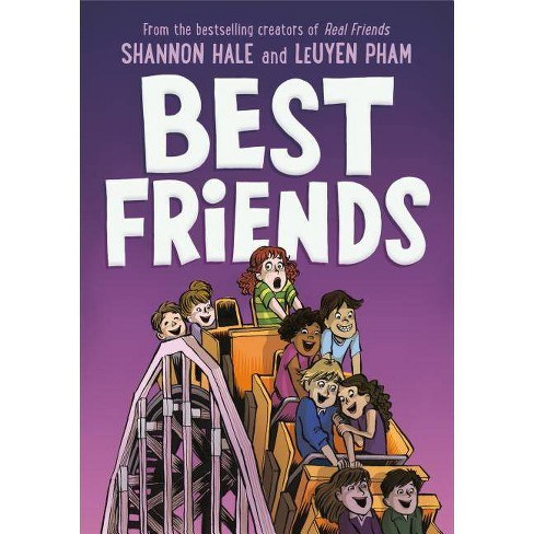 Best Friends -  by Shannon Hale (Paperback) - image 1 of 1