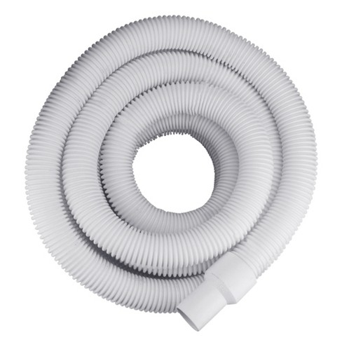 Pool Central Blow-Molded LDPE In-Ground Swimming Pool Hose 35\' x 1.5\