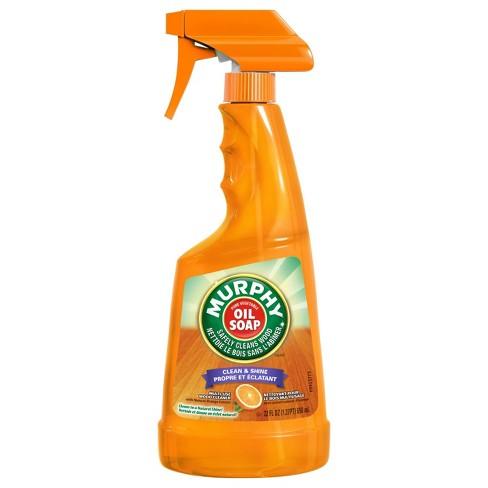 Murphy Clean Shine Multi Use Oil Soap