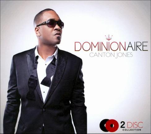 Canton jones - Dominionaire (CD) - image 1 of 1