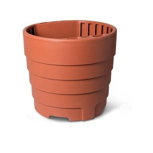 Gardener's Victory Self-Watering Patio Planter - Gardener's Supply Company - image 1 of 2