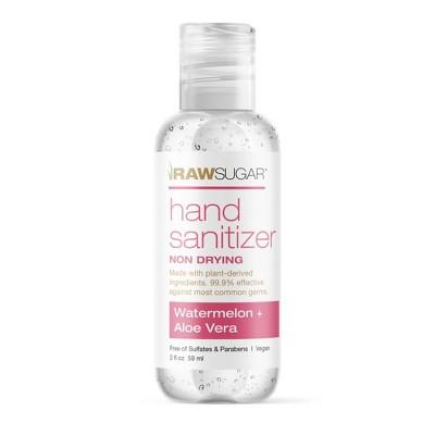 Raw Sugar Mini Hand Sanitizer - 2 fl oz