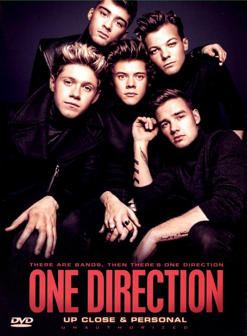 One direction:Up close & personal (DVD) - image 1 of 1