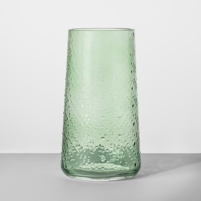 18.6oz Glass Tumbler Green - Opalhouse™