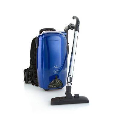 GreatVacs 8qt BackPack Canister Vacuum - Blue