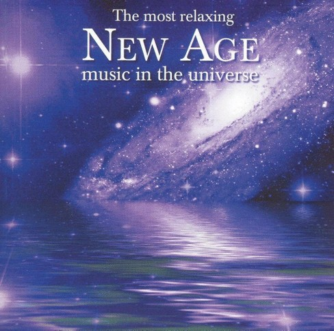 Various - Most relaxing new age music in th (CD) - image 1 of 1