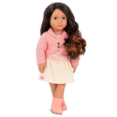"Our Generation 18"" Fashion Doll - Maricela"
