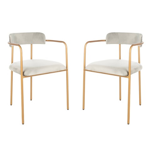 Set of 2 Camille Side Chair - Safavieh - image 1 of 9