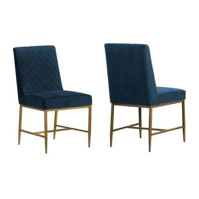 Set of 2 Memphis Dining Chairs - Armen Living