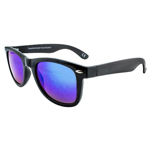 Women's Surf Sunglasses - Wild Fable™ Black - image 1 of 2