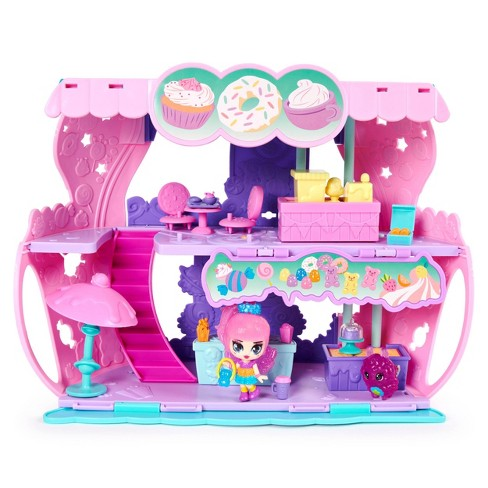 Hatchimals Colleggtibles Cosmic Candy Shop 2-In-1 Playset - image 1 of 4