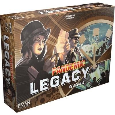 Pandemic Legacy Season 0 Game