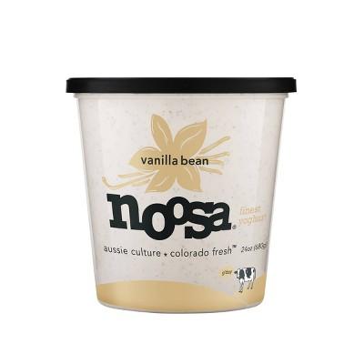 Noosa Vanilla Australian Style Yogurt - 24oz