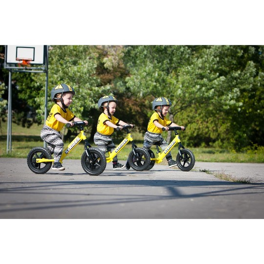 STRIDER 12 Sport Balance Bike For 18 mos. - 5 years, Kids Unisex, Yellow image number null
