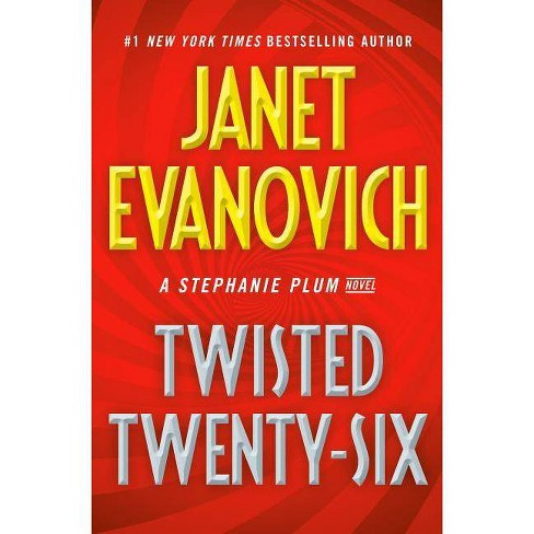 Twisted Twenty-Six - (Stephanie Plum) by Janet Evanovich (Hardcover) - image 1 of 1