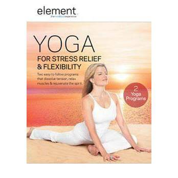 Element: Yoga For Stress Relief & Flexibility (DVD)(2010)