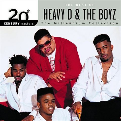 Heavy D - 20th Century Masters- The Millennium Collection: The Best of Heavy D & The Boyz (CD) - image 1 of 1