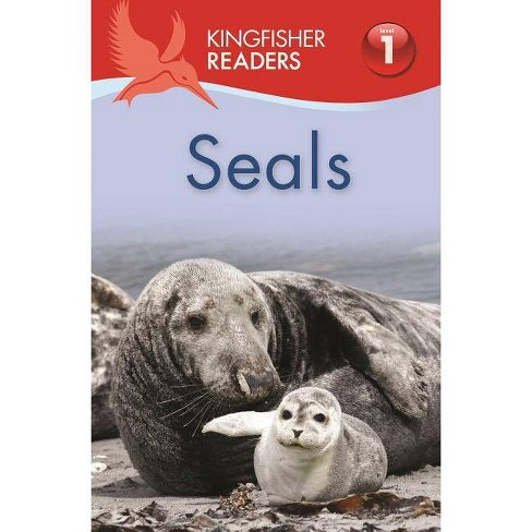 Seals - (Kingfisher Readers) by  Thea Feldman (Hardcover) - image 1 of 1