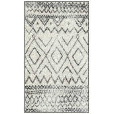 """1'8""""x2'10"""" Seattle Accent Rug Neutral - Maples"""
