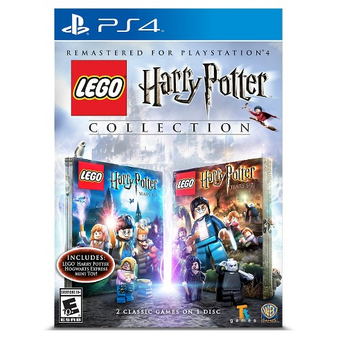 Lego Harry Potter Collection Playstation 4 Target