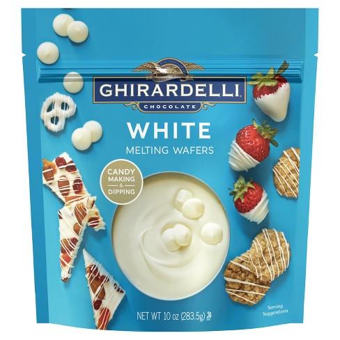 Ghirardelli White Melting Wafers 10oz - image 1 of 3
