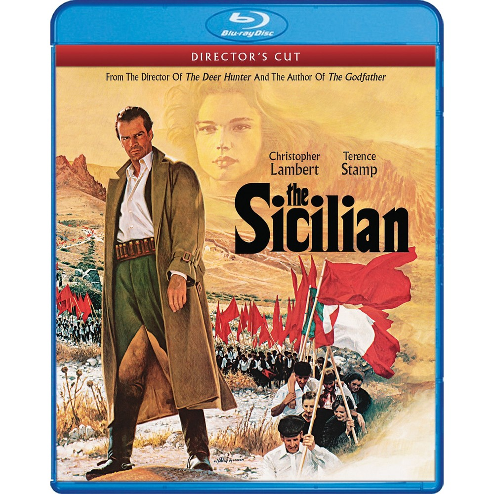 The Sicilian (Blu-ray), Movies Outlaw Salvatore Giuliano becomes a folk hero in 1940s Sicily. Directed by Michael Cimino.