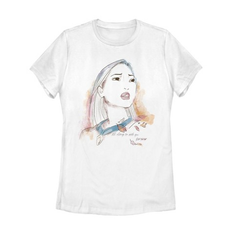 Women's Pocahontas With You Forever T-Shirt - image 1 of 1