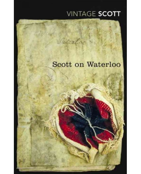 Scott on Waterloo (Paperback) (Sir Walter Scott) - image 1 of 1