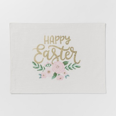 Happy Easter Placemat - Threshold™