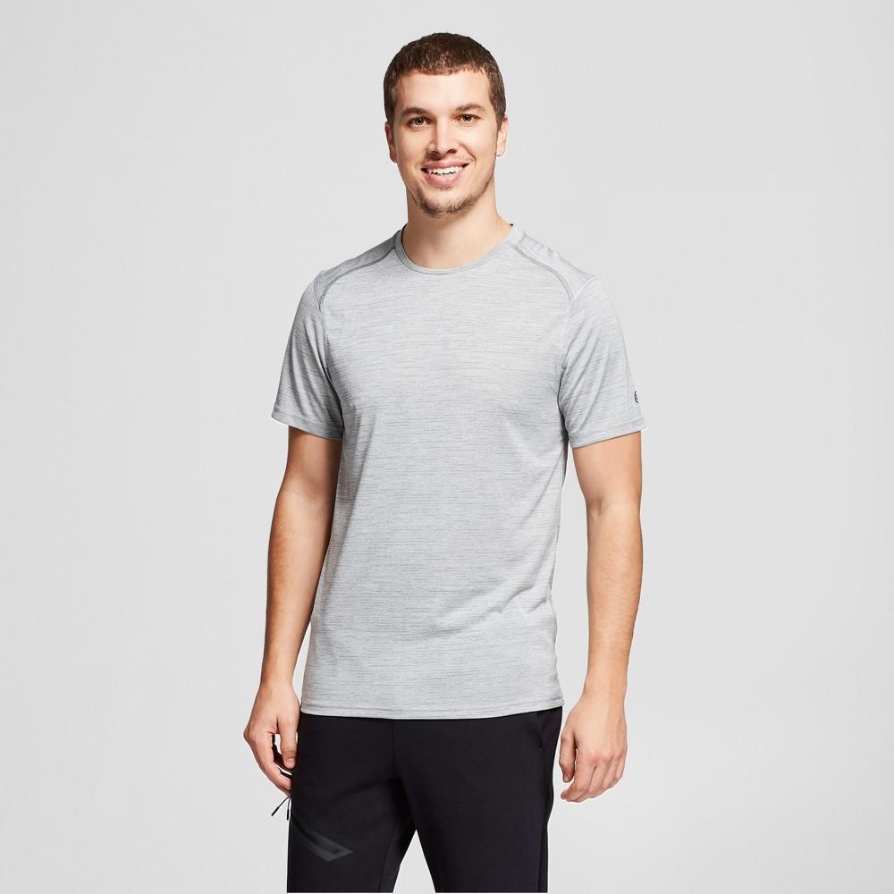Men's Tech T-Shirt - C9 Champion Concrete Grey S