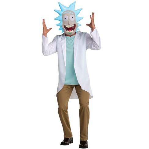 Palamon Rick And Morty Rick Men S Costume Target
