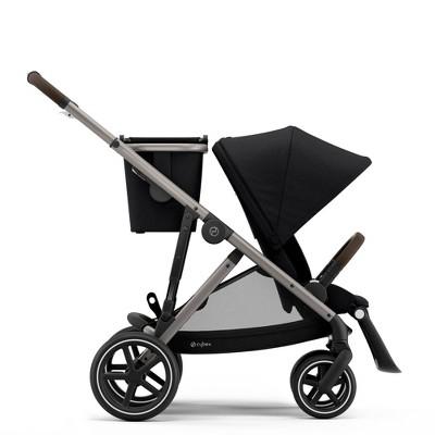 Cybex Gazelle S Modular Stroller - Deep Black
