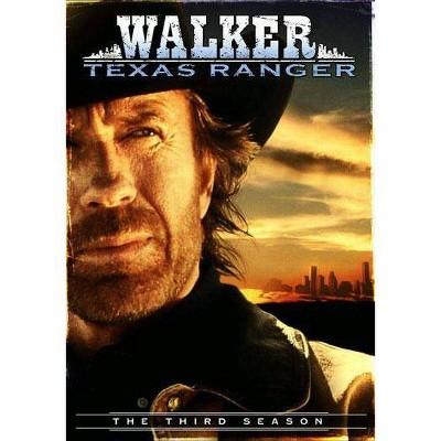 Walker, Texas Ranger: The Third Season (DVD)(2007)