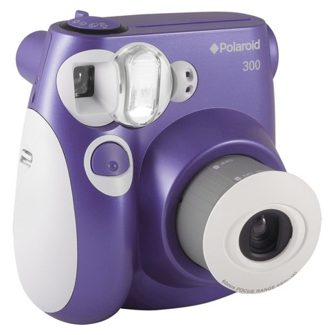 a9dd641f86ad Polaroid PIC-300 Instant Camera - Purple   Target