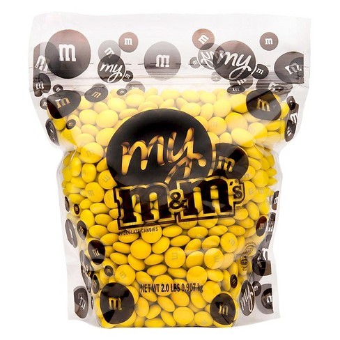 M&M's Yellow Chocolate Candies - 2lb - image 1 of 2