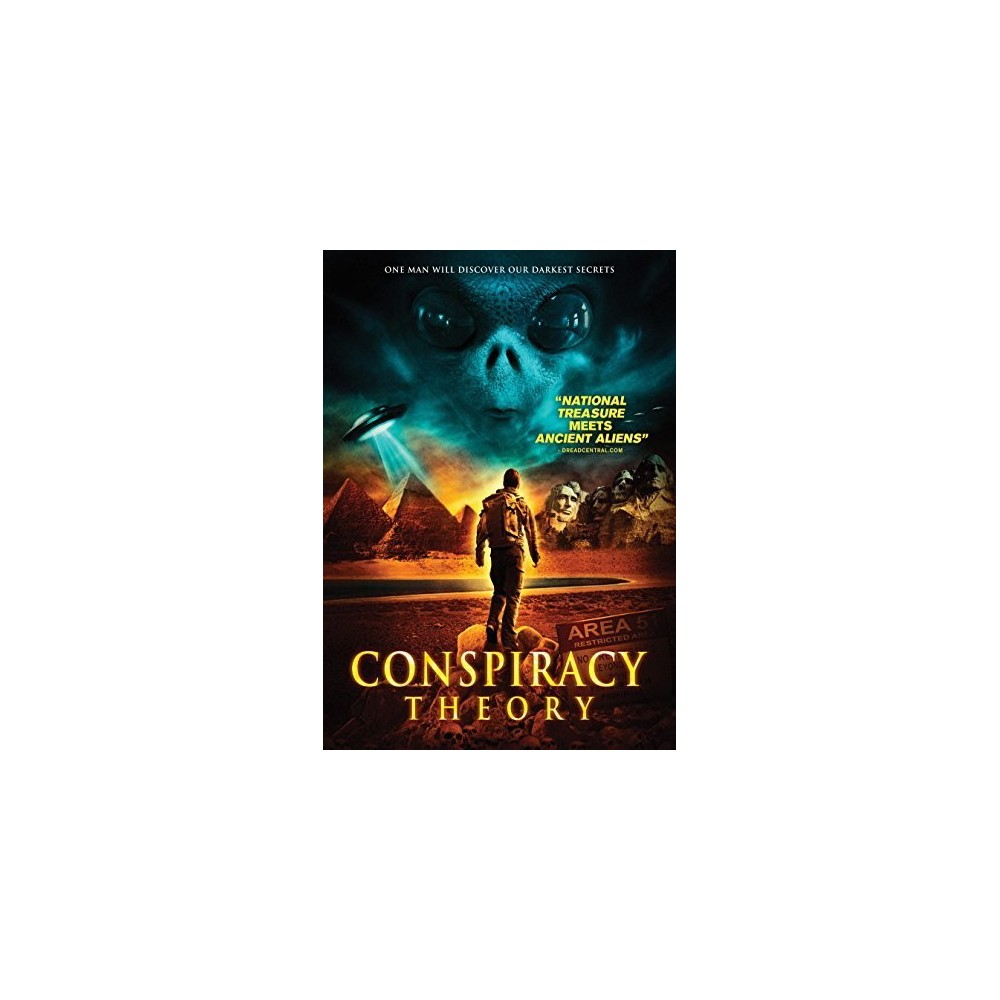 Conspiracy Theory (Dvd), Movies