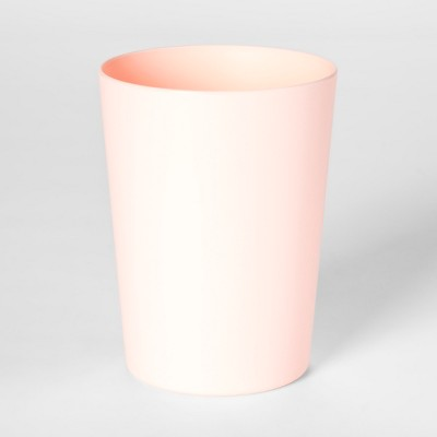 18oz Plastic Short Tumbler Pink - Room Essentials™