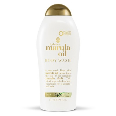 Body Washes & Gels: OGX Marula Oil Body Wash