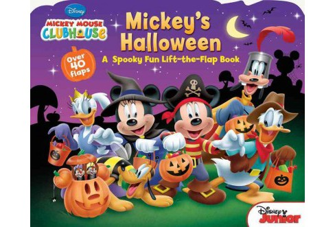 Mickey's Halloween (Hardcover) (Matt Mitter) - image 1 of 1