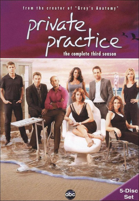 Private Practice: The Complete Third Season [5 Discs] - image 1 of 1