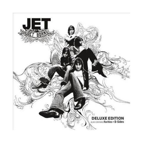Jet - Get Born (CD) - image 1 of 1