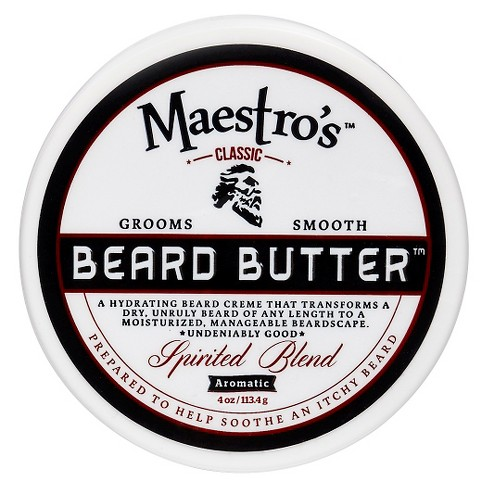 Maestro's™ Classic Beard Butter Spirited Blend - image 1 of 1